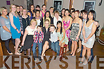 Christina Fitzgerald, Killarney, pictured with family and friends as she celebrated her 30th birthday in The Granary, Killarney, on Saturday night.