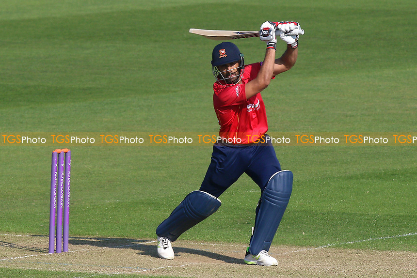 Ravi Bopara in batting action for Essex during Glamorgan vs Essex Eagles, Royal London One-Day Cup Cricket at the SSE SWALEC Stadium on 7th May 2017