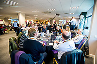 1912 lounge <br /> Re: Behind the Scenes Photographs at the Liberty Stadium ahead of and during the Premier League match between Swansea City and Bournemouth at the Liberty Stadium, Swansea, Wales, UK. Saturday 25 November 2017