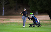 Marina Ito. Day two of the Jennian Homes Charles Tour / Brian Green Property Group New Zealand Super 6s at Manawatu Golf Club in Palmerston North, New Zealand on Friday, 6 March 2020. Photo: Dave Lintott / lintottphoto.co.nz