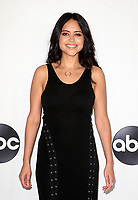 7 August 2018-  Beverly Hills, California - Alyssa Diaz. Disney ABC Television Hosts TCA Summer Press Tour held at The Beverly Hilton Hotel. <br /> CAP/ADM/FS<br /> &copy;FS/ADM/Capital Pictures
