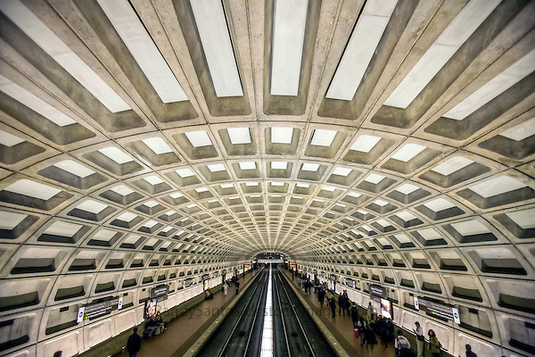 Metro Washington DC Architecture
