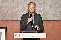 New York City, NY - MAY 23: David Neal, Executive Producer, FIFA World Cup on Fox Sports, attends the Fox Sports FIFA Women's World Cup Send-off at the Consulate General of France in New York City. (Photo by Anthony Behar/Fox Sports/PictureGroup)