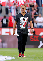 Trainer Markus Anfang      <br /> /   2.Bundesliga  DFL /  2018/2019 / 13.08.2018 / 1.FC Koeln vs. 1.FC Union Berlin FCU / DFL regulations prohibit any use of photographs as image sequences and/or quasi-video. /<br />      <br />    <br />  *** Local Caption *** &copy; pixathlon<br /> Contact: +49-40-22 63 02 60 , info@pixathlon.de
