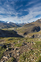 Overlooking the headwaters of the North Fork of the Koyukuk River, Gates of the Arctic National Park, Alaska