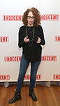"""Rebecca Taichman attends the """"Indecent"""" Media Day at Playwrights Horizons on March 13, 2017 in New York City."""