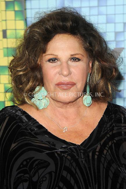 WWW.ACEPIXS.COM<br /> July 18, 2015 New York City<br /> <br /> Lainie Kazan attending the 'Pixels' Premiere at Regal E-Walk on July 18, 2015 in New York City.<br /> <br /> Please byline: Kristin Callahan/ACE <br /> <br /> <br /> Tel: (646) 769 0430<br /> e-mail: info@acepixs.com<br /> web: http://www.acepixs.com