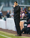 22/01/2011   Copyright  Pic : James Stewart.sct_jsp010_motherwell_v_hibernian  .::  HIBS MANAGER COLIN CALDERWOOD  ::.James Stewart Photography 19 Carronlea Drive, Falkirk. FK2 8DN      Vat Reg No. 607 6932 25.Telephone      : +44 (0)1324 570291 .Mobile              : +44 (0)7721 416997.E-mail  :  jim@jspa.co.uk.If you require further information then contact Jim Stewart on any of the numbers above.........