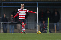 Ollie Cook of Kingstonian during Kingstonian vs Lewes, BetVictor League Premier Division Football at King George's Field on 16th November 2019