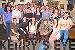 Marian O'Brien, Gortdromakerrie, Muckross pictured with family and friends as she celebrated her 30th birthday in the Kerry Way bar, Glenflesk on Saturday night.