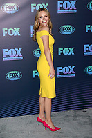NEW YORK, NY - MAY 13: Halston Sage at the FOX 2019 Upfront at Wollman Rink in Central Park, New York City on May 13, 2019. <br /> CAP/MPI99<br /> &copy;MPI99/Capital Pictures