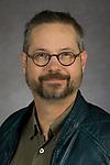 Robin Burke, Professor, School of Computing, College of Computing and Digital Media, DePaul University, is pictured Feb. 27, 2018. (DePaul University/Jeff Carrion)