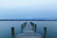 &quot;A Short Pier&quot;<br /> Greenport, Long Island
