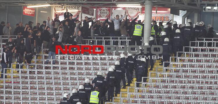 30.04.2011, Stadion der Stadt Linz, Linz, AUT, 1.FBL, LASK Linz vs SV Josko Ried, im Bild
