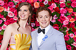 NEW YORK, NY - JUNE 10:  Ethan Slater (R) attends the 72nd Annual Tony Awards at Radio City Music Hall on June 10, 2018 in New York City.  (Photo by Walter McBride/WireImage)