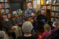 Andy Carter at 57th Street Books