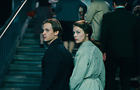 NEVER LOOK AWAY (ORIG TITLE-Werk ohne Autor, 2018)<br /> Tom Schilling as Kurt Barnert, Paula Beer as Ellie Seeband<br /> *Filmstill - Editorial Use Only*<br /> CAP/FB<br /> Image supplied by Capital Pictures
