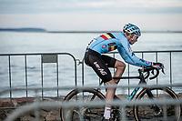 Michael Vanthourenhout (BEL)<br /> <br /> <br /> Men's Elite race <br /> <br /> UCI 2019 Cyclocross World Championships<br /> Bogense / Denmark<br /> <br /> <br /> ©kramon