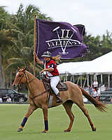 WELLINGTON, FL - MARCH 26:  Scenes from the final of the 26 goal USPA Gold Cup Final,  at the International Polo Club, Palm Beach on March 26, 2017 in Wellington, Florida. (Photo by Liz Lamont/Eclipse Sportswire/Getty Images)