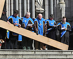 The Good friday procession.Picture: www.newsfile.ie .