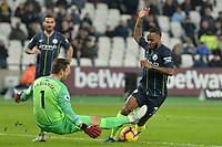 West Ham United vs Manchester City 24-11-18