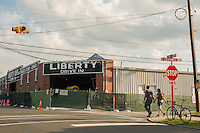 LIBERTY WAREHOUSE in Durham, N.C. on Wednesday, July 16, 2014. (Justin Cook)