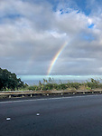 Rainbow On Coastal Rd