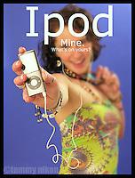 """Mock Ad, Ipod/""""Mine"""""""