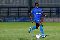 Paul Osew of AFC Wimbledon in action during the The Leasing.com Trophy match between AFC Wimbledon and Leyton Orient at the Cherry Red Records Stadium, Kingston, England on 8 October 2019. Photo by Carlton Myrie / PRiME Media Images.