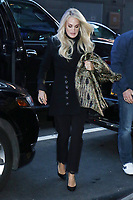 NEW YORK, NY- November 08: Carrie Underwood at Good Morning America in New York City on November 08, 2019. Credit: RW/MediaPunch