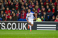 Gabriel Torres of Panama during the International Friendly match between Wales and Panama at the Cardiff City Stadium, Cardiff, Wales on 14 November 2017. Photo by Mark Hawkins.