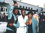 Fugees 1997 American Music Awards. Pras Michel,Lauryn Hill and Wyclef Jean