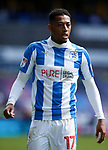 Rajiv van La Parra of Huddersfield Town during the English Championship play-off 1st leg match at the John Smiths Stadium, Huddersfield. Picture date: May 13th 2017. Pic credit should read: Simon Bellis/Sportimage