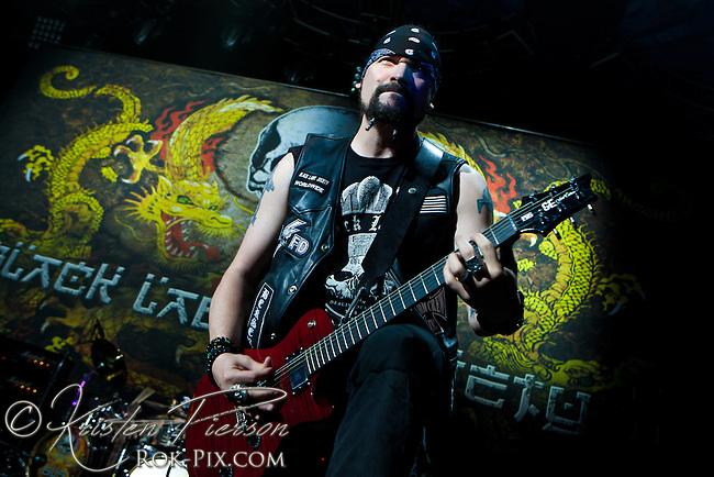 Black Label Society perform at Gigantour 2013 at Mohegan Sun July 5 2013