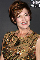 LOS ANGELES - AUG 23:  Carolyn Hennesy at the Daytime Television Stars Celebrate Emmy Awards Season at the Saban Media Center at the Television Academy on August 23, 2017 in North Hollywood, CA