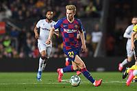 Frankie de Jong<br /> Barcelona 02-02-2020 Camp Nou <br /> Football 2019/2020 La Liga <br /> Barcelona Vs Levante <br /> Photo Paco Larco / Panoramic / Insidefoto <br /> ITALY ONLY