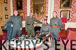Listowel Military Weekend: Actors dresses as German Soldiers in publicity photo for Listowel Military weekend.