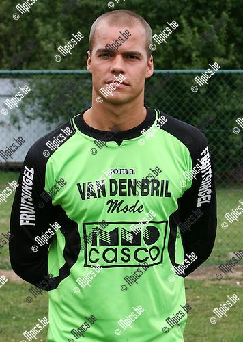 2010-07-21 / Seizoen 2010-2011 / Voetbal / K. Rupel Boom / Dries De Boodt..Foto: mpics