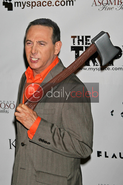Paul Reubens<br />at the Los Angeles Premiere of &quot;The Tripper&quot;. Hollywood Forever Cemetery, Hollywood, CA. 04-11-07<br />Dave Edwards/DailyCeleb.com 818-249-4998