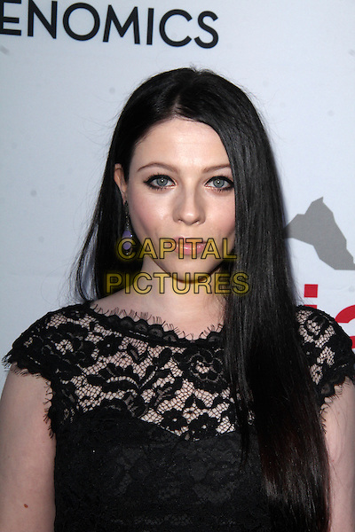 SANTA MONICA, CA - JUNE 11: Michelle Trachtenberg at Pathway to the Cure for Breast Cancer - A Fundraiser benefiting Susan G. Komen, Santa Monica Airport, Santa Monica,  June 11, 2014.  <br /> CAP/MPI/JO<br /> &copy;Janice Ogata/MediaPunch/Capital Pictures