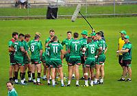 Manawatu v Otago Men. Day one of the 2018 Bayleys National Sevens at Rotorua International Stadium in Rotorua, New Zealand on Saturday, 13 January 2018. Photo: Dave Lintott / lintottphoto.co.nz