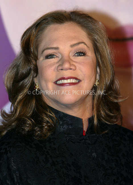 'Taboo' opening on Broadway. Pictured: Kathleen Turner. New York, November 13, 2003. Please byline: NY Photo Press.   ..*PAY-PER-USE*      ....NY Photo Press:  ..phone (646) 267-6913;   ..e-mail: info@nyphotopress.com