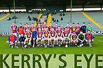 Westmeath at the Kerry v Westmeath game at Austin Stack Park on Sunday