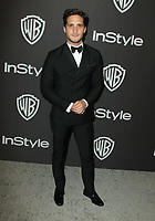 06 January 2019 - Beverly Hills , California - Diego Boneta. 2019 InStyle and Warner Bros. 76th Annual Golden Globe Awards After Party held at The Beverly Hilton Hotel. Photo Credit: AdMedia