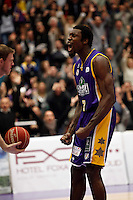 Hunter during Blancos de Rueda Valladolid V Barcelona ACB match. January 20, 2013..(ALTERPHOTOS/Victor Blanco) /NortePhoto