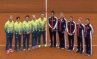 FED CUP - AUSTRALIA V USA 2016