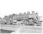 D&amp;RGW #1208 in Ogden.<br /> D&amp;RGW  Ogden, UT  ca 1952