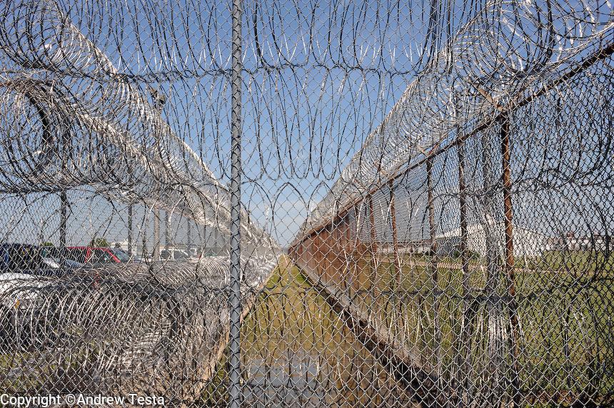 USA. Angola. 20th April 2008..©Andrew Testa
