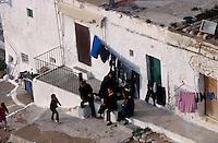 Spanien, Balearen, Ibiza, Haus im Viertel Sa Penya