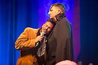 Mark Ferguson und Craig Parker auf der MagicCon 3 im Maritim Hotel. Bonn, 26.04.2019